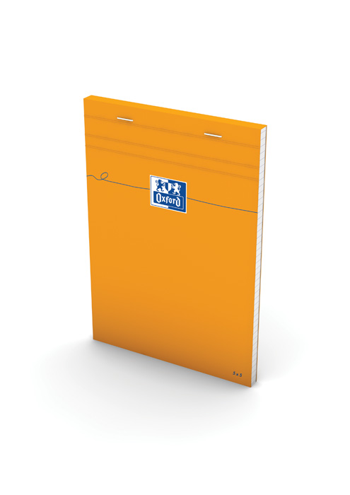 Blok Oxford Everyday Orange - A5, linka