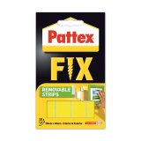 Pattex proužky Super Fix - lepicí proužky / 10 ks