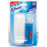 Q-Power minispray - dávkovač 2 x 15 ml / oceán