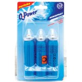 Q-Power minispray - náplň 3 x 15 ml / oceán